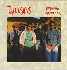 """7"""" The Jacksons Nothing (That Compares 2 U) / Alright With Me 80`s CBS Epic"""