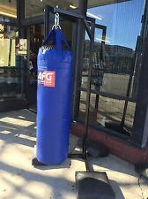 AFG MMA BOXING 100 LBS PUNCHING HEAVY BAG MADE IN USA LIFETIME WARRANTY UNFILLED