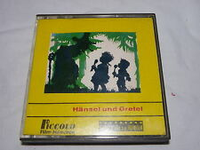 SUPER 8 FILM HÄNSEL UND GRETEL PICCOLO FILM 17m SW