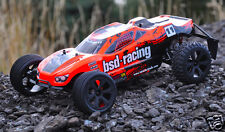 1-BS711T BSD Racing Prime Storm V2 RC Truggy Escobillas RTR 1:10 Escala 2,4GHz