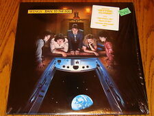 PAUL McCARTNEY WINGS BACK TO THE EGG ORIGINAL LP STILL IN SHRINK W/ HYPE STICKER