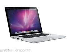 "Apple Macbook Pro 2.3GHz i7 15.4"" 512GB SSD HDD/8GB DDR3 Hi-Res Retina Display"