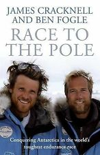 Race to the Pole, James Cracknell, Ben Fogle