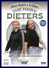 THE HAIRY DIETERS - HAIRY BIKERS- HOW TO LOVE FOOD & LOSE WEIGHT ***BRAND NEW***