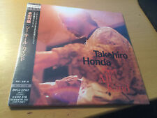 "Takehiro Honda ""See All Kind"" JAPAN MINI-LP cd SEALED BVCJ-37537"