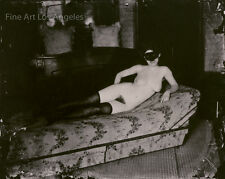 Bellocq photo of Storyville prostitute #1, New Orleans, 1910-1915
