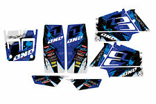 Yamaha Banshee 350 graphic kit stickers decals atv graphics pegatinas mxgraphics