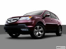 Acura: MDX Base Sport Utility 4-Door