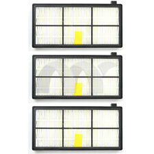 3 Replacement HEPA Filter For iRobot Roomba 800 900 Series 870 880 980 AeroForce