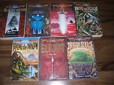 A COLLECTION OF 7 POINT FANTASY BOOKS ** £3.25 UK P&P** PAPERBACKS