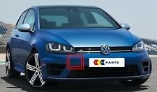 VW GOLF VII R20 13-16 NEW GENUINE FRONT BUMPER TOW HOOK COVER CAP 5G0807241B