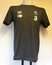 IRELAND RUGBY PHANTOM COTTON TRAINING TEE BY CANTERBURY SIZE ADULT EXTRA/SMALL