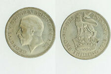 King George V  One shilling 1928