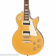 SPECIAL SALE!!! NEW EPIPHONE LES PAUL TRADITIONAL PRO GOLD LIMITED EDITION! T651