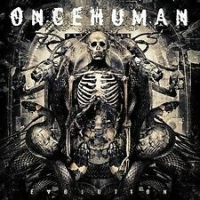 ONCE HUMAN - EVOLUTION   CD NEU