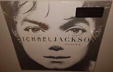 MICHAEL JACKSON INVINCIBLE (2010) BRAND NEW SEALED 180g AUDIOPHILE VINYL LP