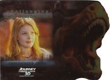Journey To The Center Of The Earth 3D Movie Trading Card Diecut CU 2