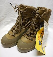 BELLEVILLE MCB 950 MOUNTAIN COMBAT HIKER BOOTS, WATERPROOF, GORE-TEX, SIZE 4.5 R