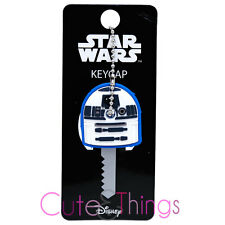 Starwars R2D2 Key Cap Loungefly PVC Silicone Key Holder Key Chain