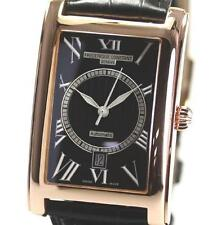 Pre-owned Frederique Constant FC-303/310/315X4C4/5/6 Leather Automatic Watch,AS