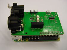DMX interface for Raspberry pi 0/1/2/3 with usb (FT245RL,DMX512) Enttec pro comp