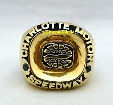 1993 NASCAR COCA COLA 600 CHAMPION CHAMPIONSHIP RING DALE EARNHARDT WINNER