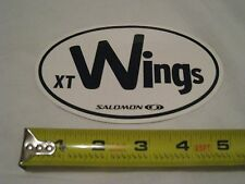 Salomon XT Wings Sticker Oval