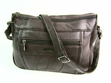 Ladies Womens High Quality Handbag Messenger Bag Satchel Crossover body Tote