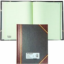 "National 56-211 Record Book, 150 Pages, 10-3/8 x 8-3/8"", Texhide Series"