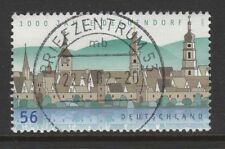 Germany 2002 Millenary of Deggendorf SG 3099 FU