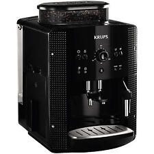 KRUPS EA8108 | Espresseria Bean to Cup Coffee Espresso Machine - Black