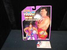 Hasbro WWF Wrestling Figure 1993 Purple Card Scott Steiner Ref#031416 Rare