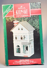 Hallmark: Holiday Home - Nostalgic Houses & Shops - Series 7th Ornament