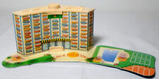 MB 1986 BOOMERANG HOTEL HOTELS BOARD GAME PART