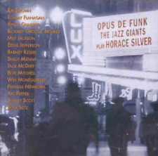"""""""OPUS DE FUNK"""" The Jazz Giants Play Horace Silver (CD 1997) 16-Tracks EXCELLENT"""