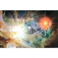 BIRTH OF A STAR POSTER GALAXY UNIVERSE 34X22 NEW FREE SHIPPING
