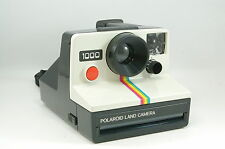 Polaroid Land Camera 1000  tested Ref. 021214dlmton