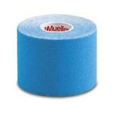 "NEW Mueller Kinesiology Tape Blue 2"" 16.4' Long Support Training Running Health"