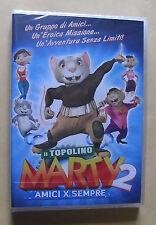 Il Topolino Marty 2 - Amici X sempre Cartone animato DVD nuovo