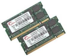 Kit di dual-channel 4 (CL5) memoria portatile g. Skill GB DDR2 PC2-5300 SO-DIMM