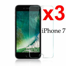 x3 Anti-scratch 4H PET film screen protector Apple iphone 7 front