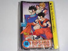 DRAGON BALL Z CARDDASS PART 25 FULL REGULAR 36 CARDS SET