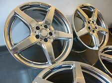 """AMG Felgen 19"""" Hochglanzverdichtet Mercedes W218 CLS R231 SL W212 W211 W204 W207"""