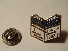 PIN'S Castorama catalogue 1992