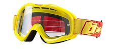 Oneal Blur B-1 Yellow Red Motocross off Road Goggles