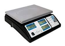 Balance poids-prix sans ticket pour marché EXA 56PPI 15kg / 5g