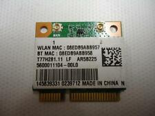 Atheros AR5B225 802.11BGN Wireless WiFi Bluetooth 4.0 Mini PCI-E Card
