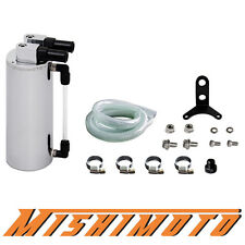 Mishimoto Aluminum Oil Catch Can - Small 480cc | MMOCC-SA