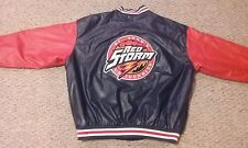 ST JOHNS UNIVERSITY RED STORM OLD SCHOOL Steve & Barry's Jacket-Mens XL-REDMEN