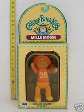 [D8-4#1] CABBAGE PATCH KIDS MILLE MOSSE MILLEMOSSE NICCOLO' GIG 1984 BLISTER NEW